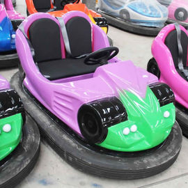 China 155kg Electric Amusement Bumper Cars / Indoor Bumper Cars Speed 8km/h factory