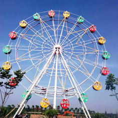 China Kids Ferris Wheel Different Customized Height 30m 42m 50m 65m 88m 120m factory