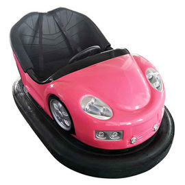 China Mini Amusement Bumper Cars Fiber Glass Material CE ISO Certification factory