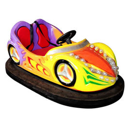 China Amusement Park Bumper Cars 2 Riders CE ISO Certification OEM Service factory