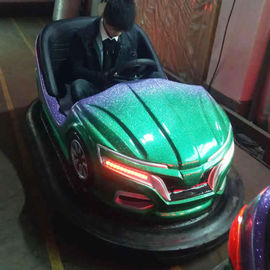 China 2 Riders Kids Bumper Cars Corrosion Resistance Safe Performance factory