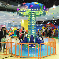 China Mini Kids Sky Drop Ride / Sky Tower Ride 360 Degree Height 3.4m factory
