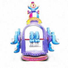 China Children'S Amusement Park Rides Funnny Clown Ride Different Outlook factory