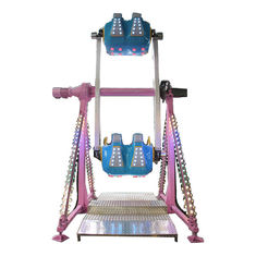 Thrilling Amusement Park Rides 360 Degree 7.5KW Power Height 6m