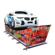 China CE ISO Standard Flying Car Ride / Kids Fun Rides Rated Load 10 Riders factory