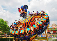 28m Theme Park Rides UFO Rides With Track 24 Seats CE ISO Certification supplier