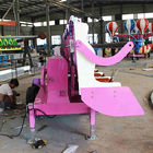 10 Seats Theme Park Rides Crazy Wave Ride With Trailer OEM Service supplier