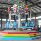 7m Amusement Park Swing Ride Rated Load 16 Riders CE Certification supplier