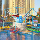 380v 50hz Amusement Park Rides Kite Aircraft Load 32 Riders Diameter 14m supplier