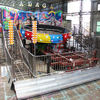 14kw Power Amusement Park Rides Crazy Disco Ride 24 Riders With Trailer supplier